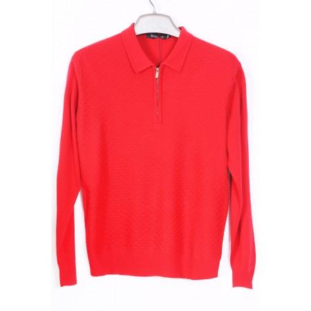 джемпер  Цвет красный  Состав 90% wool 10% polyester