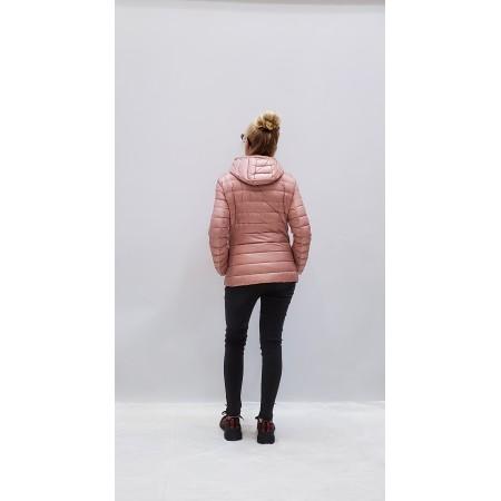 Пуховик Цвет розовый, наполнитель пух Состав 90% пух 10% перо