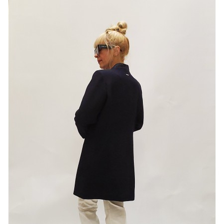Пиджак Цвет темно-синий  Состав 95% polyester 5% elasthane